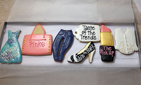 Custom Fashion Cookies